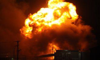 Ισχυρές εκρήξεις σε βάση του Ιράν στη Συρία