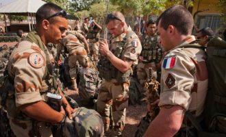 Έφθασαν στη Συρία οι Γάλλοι στρατιώτες που υποσχέθηκε ο Μακρόν στους Κούρδους