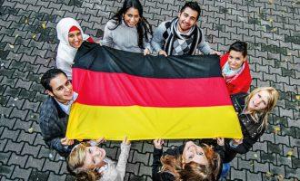 2,6 εκ. μετανάστες από την ανατολική Ευρώπη στη Γερμανία – Συνολικά στα 10,6 εκ. οι υπήκοοι άλλων χωρών