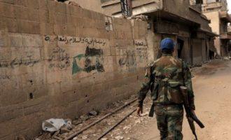 Τουλάχιστον 18 άνδρες του συριακού στρατού νεκροί σε μάχες με το Ισλαμικό Κράτος