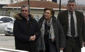 Oι γονείς του Έλληνα λοχία Κουκλατζή συναντήθηκαν με τον Κουρουμπλή