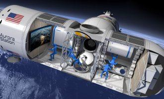 Με περίπου 800.000 δολ. μπορείτε να κοιμηθείτε μια νύχτα στο διάστημα (βίντεο)