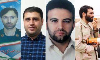 Το Ιράν επιβεβαίωσε ότι τέσσερις άνδρες του σκοτώθηκαν στο στρατιωτικό αεροδρόμιο T-4 στη Συρία