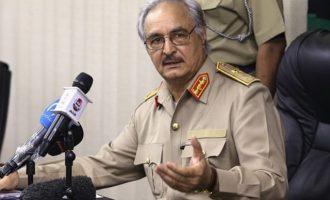Χαλίφα Χαφτάρ: Εφικτή μια εκεχειρία στη Λιβύη μόνο εάν φύγουν οι Τούρκοι και οι τζιχαντιστές τους