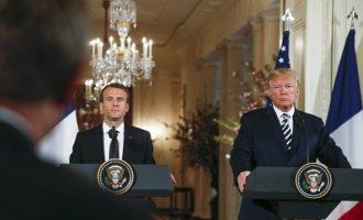 Τραμπ: Η Β. Κορέα πρέπει να καταστρέψει τις ατομικές βόμβες – Τι είπε για τη Συρία