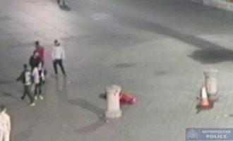 51χρονος Βρετανός χάνει τη ζωή του με μία μοιραία γροθιά στο κεφάλι (βίντεο)