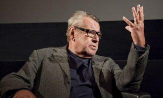 Πέθανε ο σκηνοθέτης της «Φωλιάς του Κούκου» Μίλος Φόρμαν