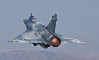 Επικοινωνία Τσίπρα-Καμμένου για την πτώση του Mirage – Άγκυρα: Δεν πετούσαμε στην περιοχή