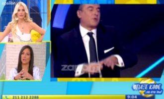 Ποια απόφαση πήρε ο ΑΝΤ1 για τους παρουσιαστές του καναλιού (βίντεο)
