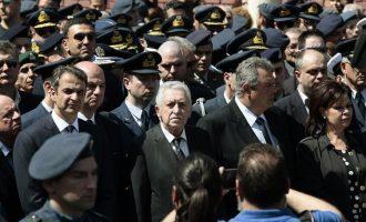 Φώτης Κουβέλης: Ο Γιώργος Μπαλταδώρος βρίσκεται στο πάνθεον των ηρώων της χώρας