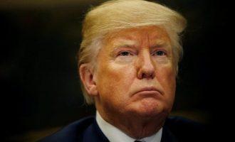 Τραμπ: Δεν είμαστε σε εμπορικό πόλεμο με την Κίνα, αυτός χάθηκε από ανόητους