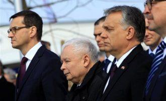 Πολωνία – Ουγγαρία: Θέλουμε πατρίδες χριστιανικές και με εθνικές αξίες