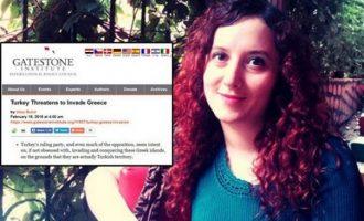 Τουρκάλα δημοσιογράφος κατά Ερντογάν: Προκλητική η στάση του- Να τον σταματήσουμε τώρα