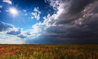 Γενικά καλός ο καιρός τη Μ. Δευτέρα – Που θα πέσουν μπόρες