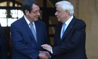"""Τριμερής συνάντηση Ελλάδας-Αιγύπτου-Κύπρου την Πέμπτη για τον """"Νόστο"""""""