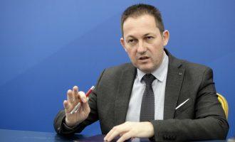 """Στ. Πέτσας: «Ο κ. Τσίπρας πήγε στη Θεσσαλονίκη για να πει """"είμαστε ακόμη ζωντανοί""""»"""