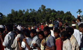 """""""Ναι"""" από Μιανμάρ στον ΟΗΕ για να εξετάσει την υπόθεση της """"εθνοκάθαρσης"""" των Ροχίνγκια"""