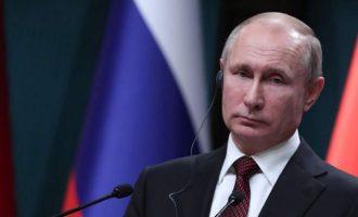 Πούτιν: Το Ισλαμικό Κράτος ηττήθηκε στη Συρία