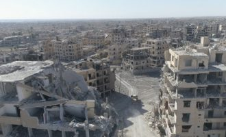 Απεσταλμένος του ΟΗΕ αναρωτιέται εάν η Ράκα μπορούσε να απελευθερωθεί δίχως να καταστραφεί