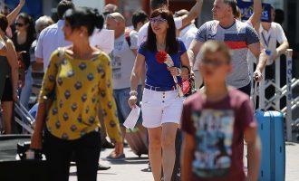 Το «ξανθό γένος» τρέχει για διακοπές στην Τουρκία – Πρώτη επιλογή των Ρώσων