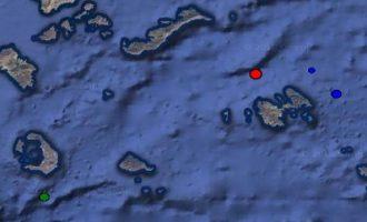 """Ισχυρός σεισμός 4,9 Ρίχτερ """"ταρακούνησε"""" τα Δωδεκάνησα"""