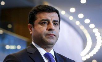 Στο νοσοκομείο ο φυλακισμένος Κούρδος ηγέτης Σελαχατίν Ντεμιρτάς
