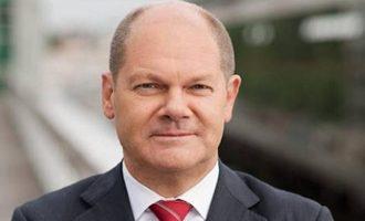 Τι προτείνει ο Γερμανός υπουργός Οικονομικών για την ασφάλιση των ανέργων της ΕΕ