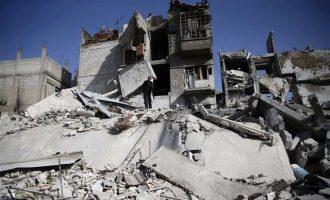 Ντούμα: Οι άνθρωποι του ΟΑΧΟ περιμένουν το «πράσινο φως» για να ξεκινήσουν έρευνες