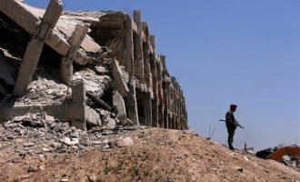 Οι υπουργοί Εξωτερικών της ΕΕ συνεδριάζουν για την κρίση στη Συρία