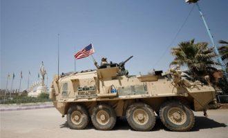 Λευκός Οίκος: Τελειώνει η αποστολή μας στη Συρία