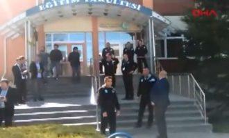 Τέσσερις νεκροί από πυροβολισμούς σε πανεπιστήμιο της Τουρκίας (βίντεο)