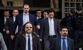 Τουρκικές απειλές κατά της Ελλάδας για τους «8» – «Θα μας αισθάνονται στον βέρκο τους»