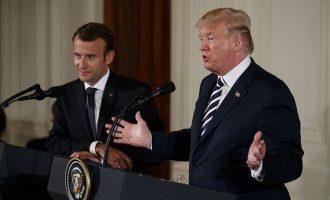 Μακρόν: Να πετύχουμε νέα συμφωνία για τα πυρηνικά του Ιράν