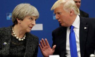Ο Τραμπ ετοιμάζει επίσημη επίσκεψη στη Βρετανία