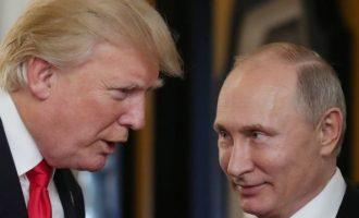 Πιθανή μια συνάντηση Τραμπ με Πούτιν στους G20 αν και υπάρχει ένταση