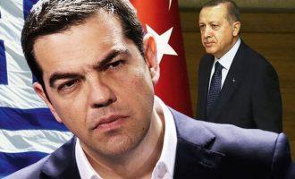 Τσίπρας σε Ερντογάν: «Η Ελλάδα είναι κράτος Δικαίου – Έχει Πρωθυπουργό και όχι Σουλτάνο»