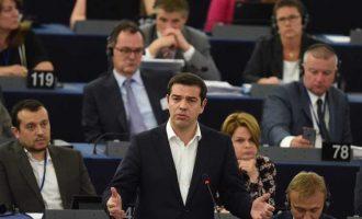 Το Ευρωκοινοβούλιο καλεί Τσίπρα για την καθαρή έξοδο από τα μνημόνια