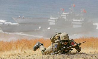 Η Τουρκία θα κάνει μεγάλη αποβατική άσκηση απέναντι από τη Χίο