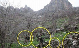 Οι Τούρκοι εισέβαλαν στο βόρειο Ιράκ – «Κάνουν ό,τι θέλουν» γιατί κανείς δεν αντιδρά