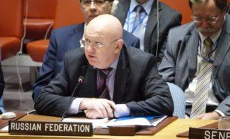 """Ρωσία προς ΗΠΑ: Σας """"εκλιπαρούμε"""" να ακυρώσετε τα σχέδια για στρατιωτική δράση στη Συρία"""