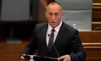 Οργή Χαραντινάι: Ερντογάν πάψε να παρεμβαίνεις στα εσωτερικά του Κοσόβου
