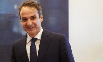 Ο Μητσοτάκης τηλεφώνησε στον αρχηγό ΓΕΕΘΑ και ευχήθηκε ταχεία ανάρρωση