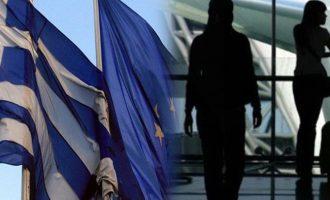 Εurostat: Πόσοι είναι οι Έλληνες που ζουν σε άλλες χώρες της Ε.Ε.