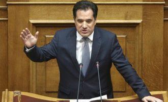Γεωργιάδης: Θέλω να δικαστώ για να μην έχω υποχρέωση σε κανέναν