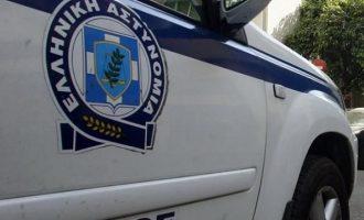 Περιπολικό ξέμεινε από… καύσιμα εν ώρα υπηρεσίας στην εθνική οδό