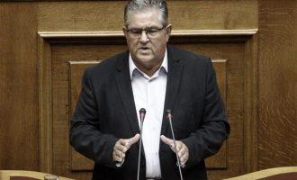Αποχώρηση του ΚΚΕ από την ψηφοφορία για Novartis στη Βουλή