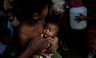 Καταυλισμοί Ροχίνγκια: Φρικτές οι συνθήκες – Γεννιούνται παιδιά βιασμών