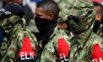 Οι αντάρτες του ELN κήρυξαν προσωρινή εκεχειρία στην Κολομβία