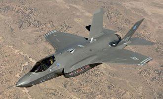 Ο αμερικανικός στρατός καθηλώνει όλα τα μαχητικά αεροσκάφη F-35