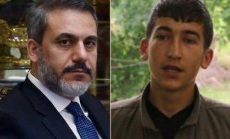 Ο αρχηγός της τουρκικής MİT Χακάν Φιντάν είναι Κούρδος – Τι λέει ο ανιψιός του που είναι αντάρτης του PKK